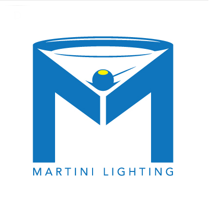 MartiniLightingLogoBLUE